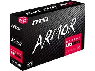 Msi RX580