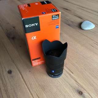Sony FE 55 1.8ZA Sonnar T