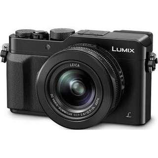 LF: Panasonic LX100