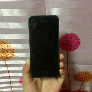 Iphone 5 (black)