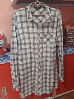Branded polo dress