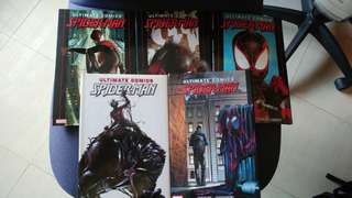 Ultimate Comics: Spider Man (issues 1 -28)