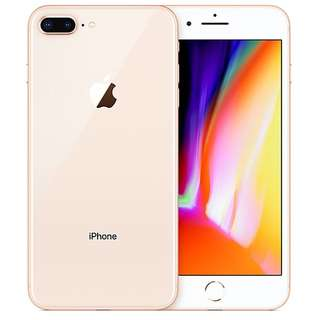Iphone 8 plus champagne gold 64gb (new)