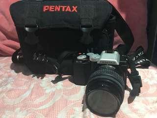 Pentax Camera K-01
