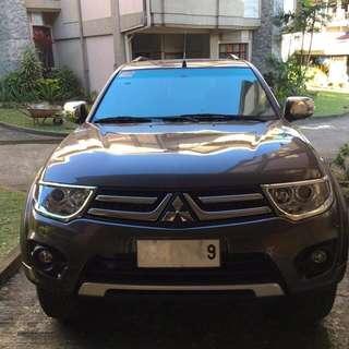 Montero Sport GLS-V 2014