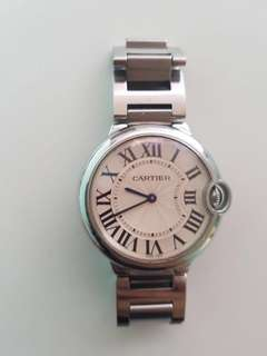 Cartier authentic watch