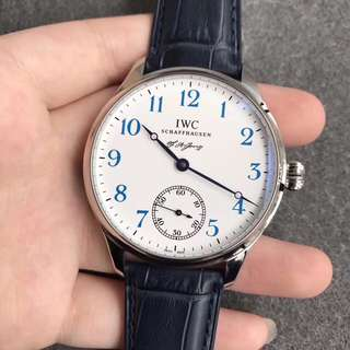 IWC Portugieser FA Jones Swiss Grade