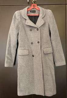 Zara Winter Trench Coat (Wool)