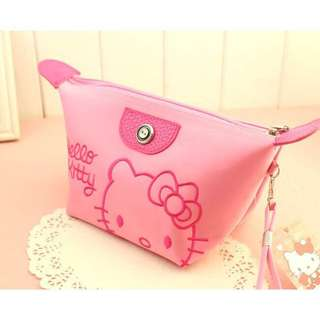 Hello kitty Make Up Pouch