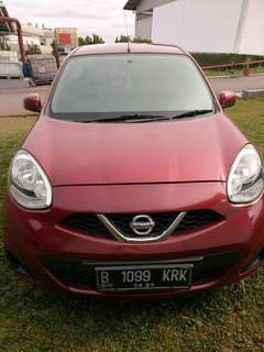 Nissan march metic 2015