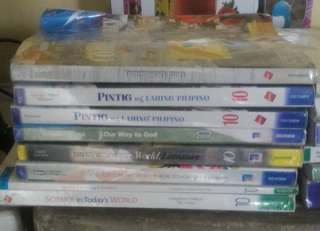 Second Hand K-12 Textbooks for Grade 8 and Grade 10