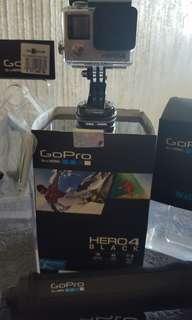 Go Pro Hero 4 black