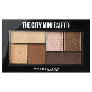 Maybelline the city mini rooftop bronzer