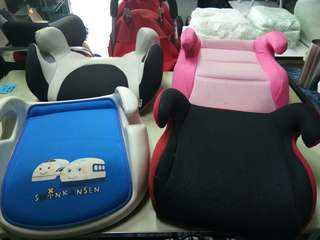 Baby car cushion