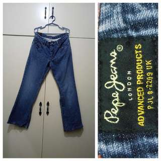 WA666 Pepe Jeans Pants (see pics for Measurements and flaw)