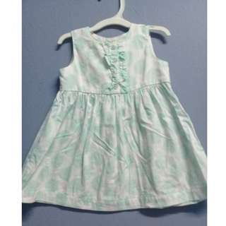 9 Months Carter's Baby Girl Dress