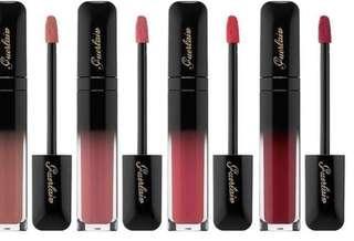 Guerlain Intense Matte Liquid Lipstick