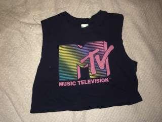 Vintage MTV shirt
