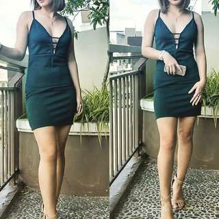 SALE!! Bodycon Dress (Straps Collection)