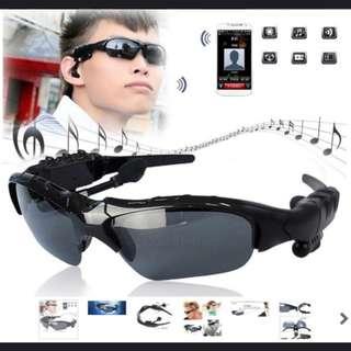 Wireless Bluetooth Wireless V4.1 Sunglasses Headset Headphones