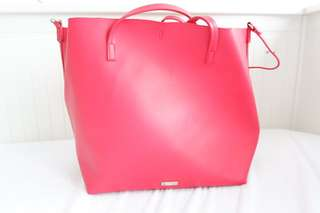 Red Medium Bag