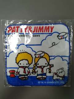 Patty & Jimmy Mini Towel
