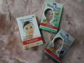 Purederm Nose Patches and Pimple.Patch