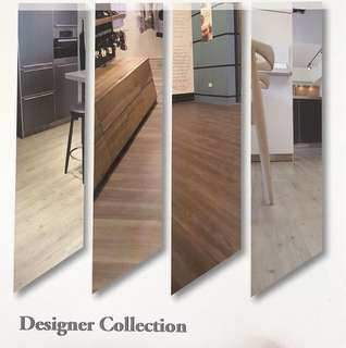 Laminate Vinyl Floor 2mm