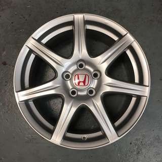 "18"" Original Honda Civic Rims"