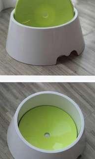 Pet drinking fountain bowl