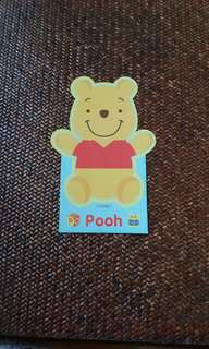 Disney珍藏Winnie the Pooh利是封