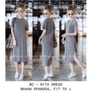Dress grey casual