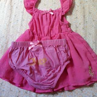 Juicy couture pink dress repriced