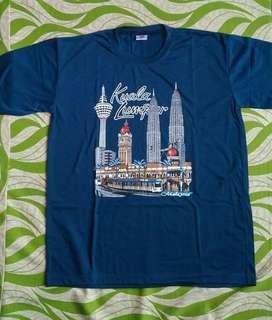 BNWOT Malaysia Souvenir Shirt
