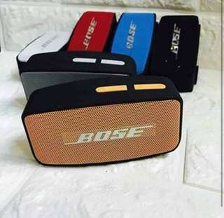 Mini Bose bluetooth speaker