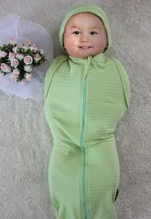 Instant Zip Baby Swaddle