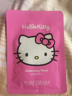 Hello Kitty Whitening Face Mask