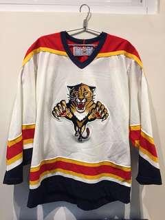 Florida panthers hockey jersey