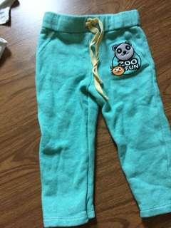 Long pants for boy/girl 2-3yrs