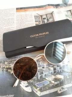 OLIVER PEOPLES墨鏡,9成新