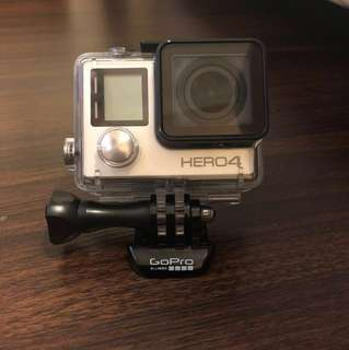 GoPro Hero 4 rental **read terms and condition**
