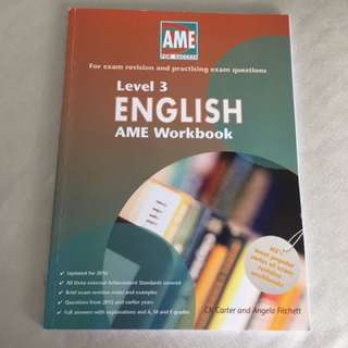 English AME Workbook Level 3 || 2017