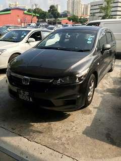 Honda Stream RN6 Sunroof SG