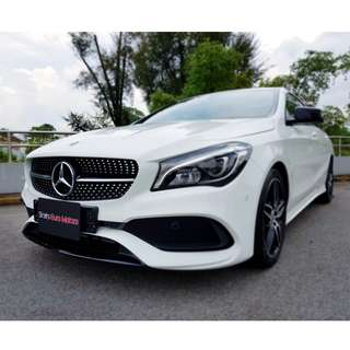 PROMOTION Till June New Mercedes-Benz CLA-Class CLA180 AMG Line (facelift)