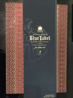 1000ml Johnnie Walker Blue Label