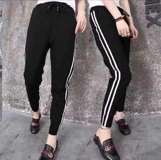 Black Jogger Pants