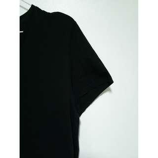 H&M (DIVIDED) Black Shirt