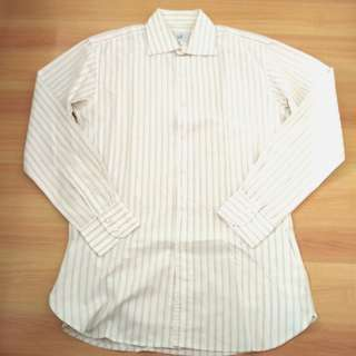Authentic Dunhill Long Sleeve Shirt