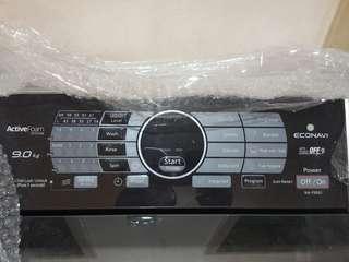 Panasonic 9kg ECONAVI washing machine