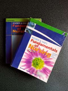 Kozier & Erbs Fundamentals of Nursing
